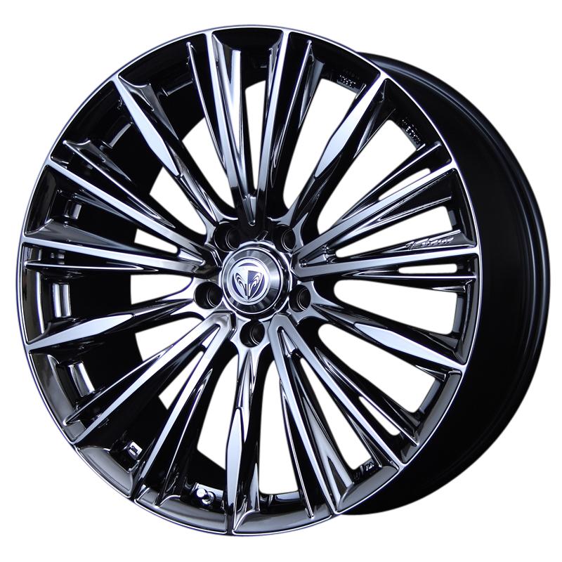 Delica D5 Four Wheel: ベルサス (レイズ) ストラテジーア ヴォウジェ(VOUGE)